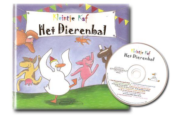 Luisterboek Het Dierenbal