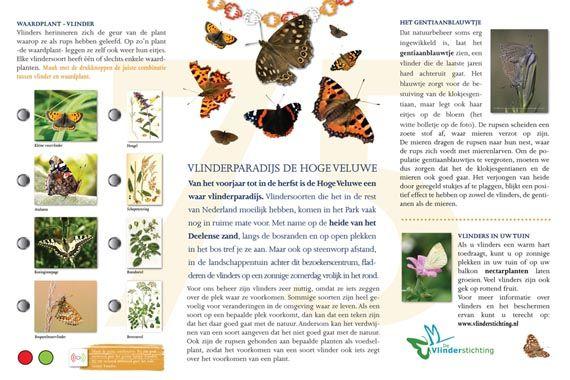 75 jaar Hoge Veluwe Vlinders