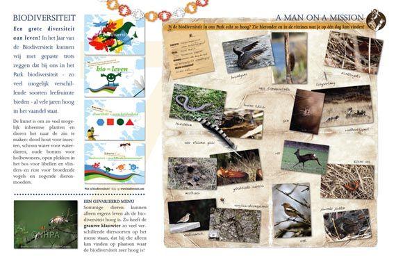 75 jaar Hoge Veluwe Biodiversiteit